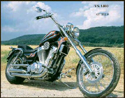 Photo # 11 Suzuki VS1400 Intruder Chopper