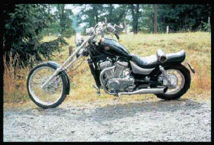 Photo # 5 Suzuki VS 750 Intruder  Chopper
