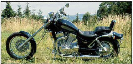 Photo # 6 Suzuki VS 800 Intruder  Chopper